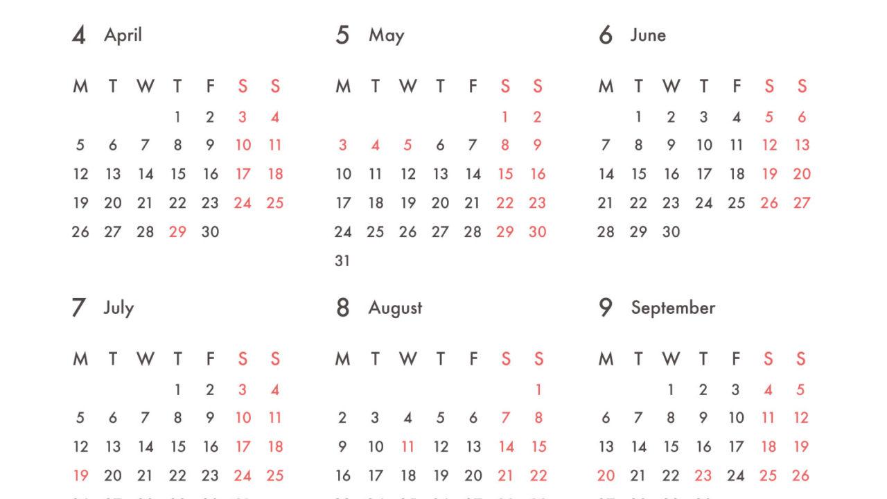 カレンダー 2021 無料 シンプル 2021年1ヶ月カレンダー - pasokoncalendar.com